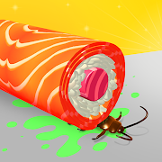 Sushi Roll 3D – Cooking ASMR Game Mod No ADS